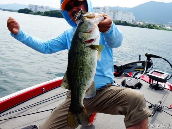 琵琶湖からの卒業生訪問